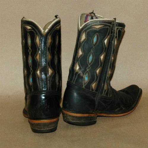 Vintage Child's Cowboy Boot-vintage cowboy boots