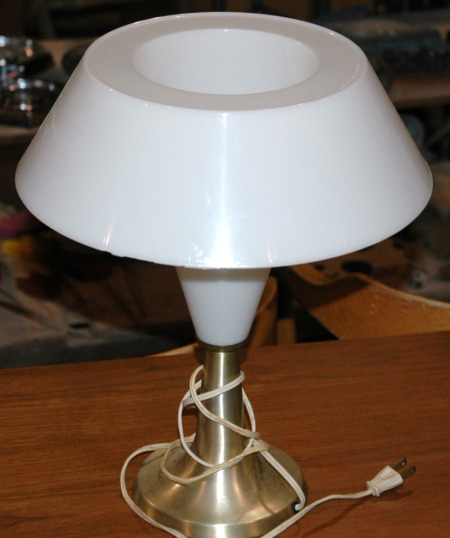 Mid-Century Modern Table Lamp-Mid century modern lighting, lamp