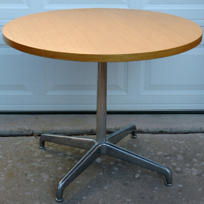 Knoll Conference Table-eames knoll midcentury modern mcm