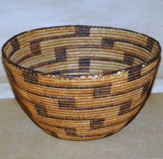 Antique Pima Indian Basket-pima indian basket devil's claw arizona