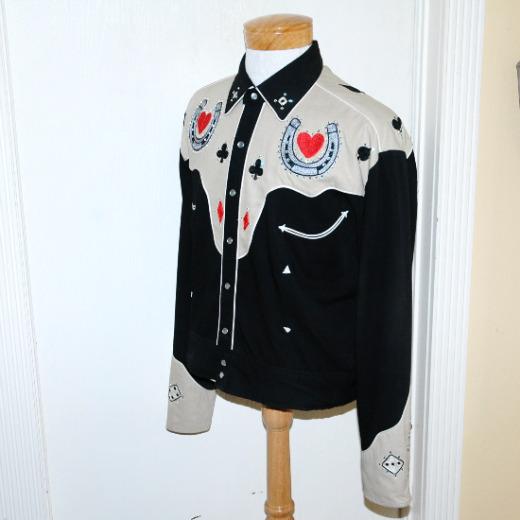 Rockabilly Jacket-rockabilly jacket, western jacket, cowboy jacket,