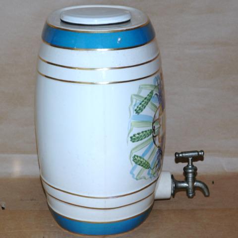Antique Ceramic Liquor Dispenser-liquor dispenser irish whisky