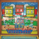 Williams Short Stop Deluxe Pitch & Bat Baseball Game-Williams Shortstop Pitch & Bat game